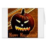 Halloween 2 - ¡Feliz Halloween! Felicitación