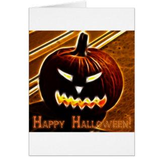 Halloween 2 - ¡Feliz Halloween! Tarjeton