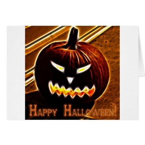 Halloween 2 - Happy Halloween! Greeting Card