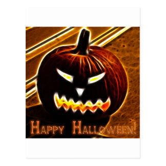 Halloween 2 - Happy Halloween! Postcard