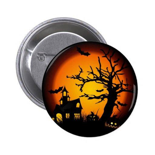 Halloween 2 Inch Round Button