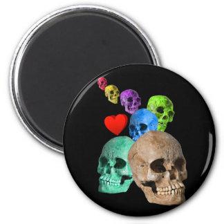 Halloween! 2 Inch Round Magnet