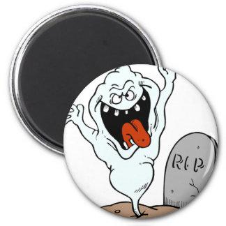 Halloween 2 Inch Round Magnet