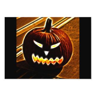 Halloween 2 ninguna invitación del texto