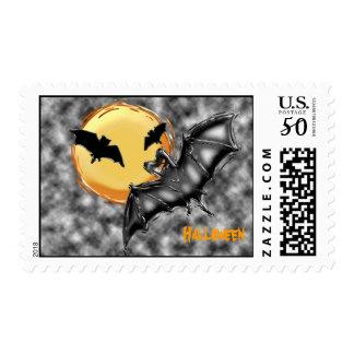 Halloween #2 postage