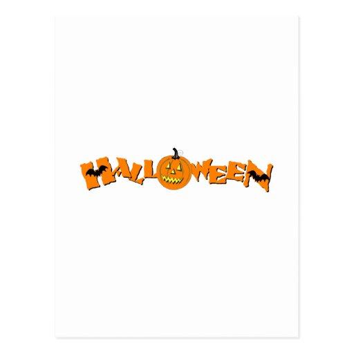 Halloween 2 postales