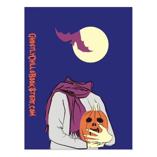 Halloween 2 postcard