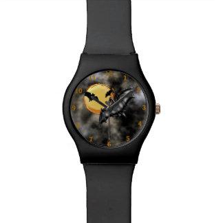 Halloween #2 reloj de mano