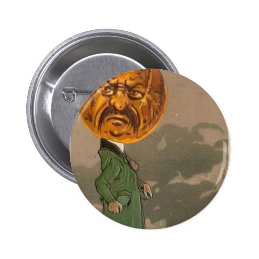 HALLOWEEN-31 2 INCH ROUND BUTTON