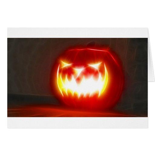 Halloween 3,1 - Ningún texto Felicitación