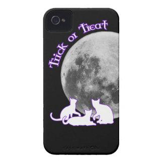 Halloween 3 Cats iPhone 4 Case