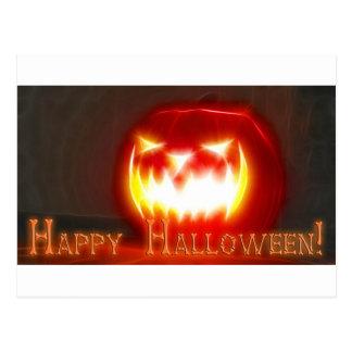 Halloween 3 - Happy Halloween! Postcard