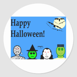 Halloween 3 pegatina