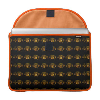 Halloween 3 Pumpkins Great Sleeve For MacBook Pro