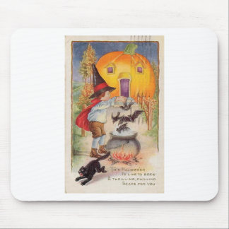 HALLOWEEN-46 MOUSE PAD