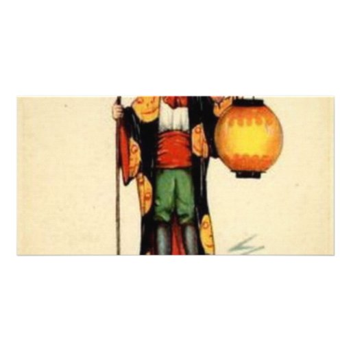 HALLOWEEN-47 PERSONALIZED PHOTO CARD