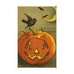 Halloween 4923 envolvió la impresión de la lona lona estirada galerías