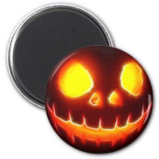 Halloween 4.1 - No Text 2 Inch Round Magnet