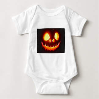 Halloween 4.1 - No Text Baby Bodysuit