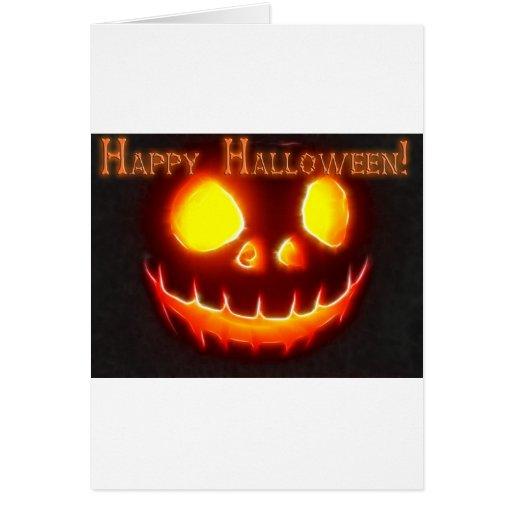 Halloween 4 - ¡Feliz Halloween! Felicitacion