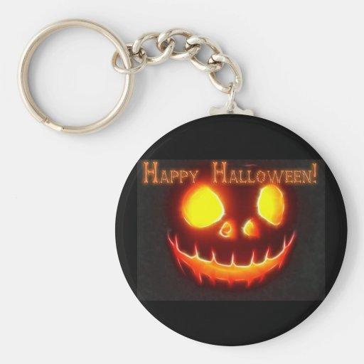 Halloween 4 - ¡Feliz Halloween! Llavero Redondo Tipo Pin