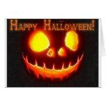 Halloween 4 - ¡Feliz Halloween! Tarjetón