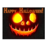 Halloween 4 - Happy Halloween! Post Card