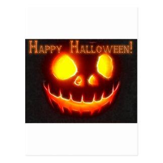 Halloween 4 - Happy Halloween! Postcard