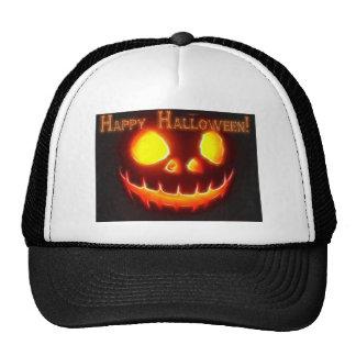 Halloween 4 - Happy Halloween! Trucker Hat