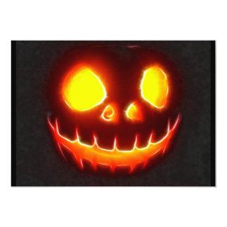 Halloween 4 ninguna invitación del texto