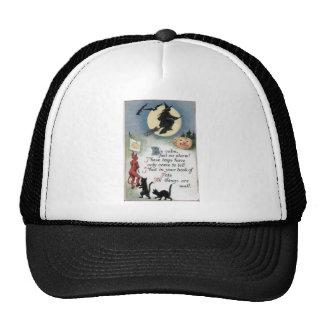 HALLOWEEN-53 TRUCKER HAT