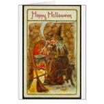 HALLOWEEN-63 GREETING CARD