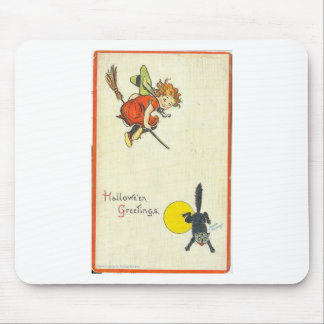 HALLOWEEN-64 MOUSE PAD