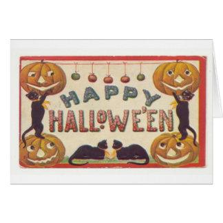 HALLOWEEN-74 CARD