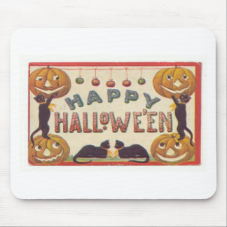 HALLOWEEN-74 MOUSE PAD