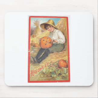 HALLOWEEN-77 MOUSE PAD