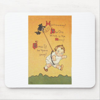 HALLOWEEN-81 MOUSE PAD