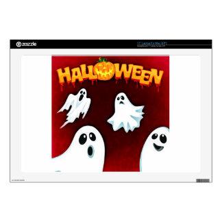 halloween-994-ghost laptop skin