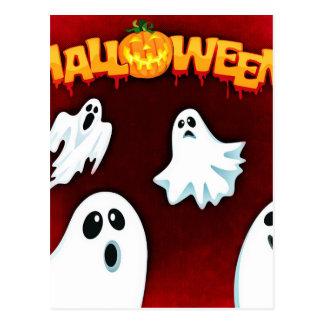 halloween-994-ghost postcard
