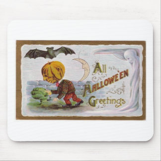HALLOWEEN-9 MOUSE PAD