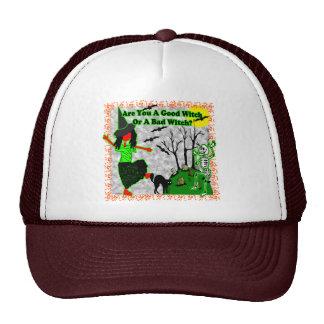 Halloween - A Good Witch? Trucker Hat