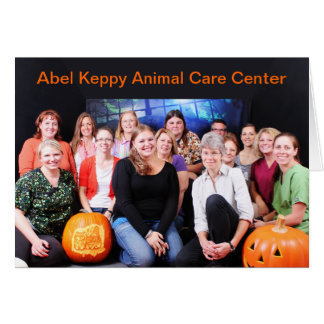 Halloween - Abel Keppy Crew Card