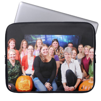 Halloween - Abel Keppy Crew Laptop Sleeves