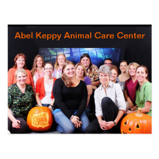 Halloween - Abel Keppy Crew Post Card