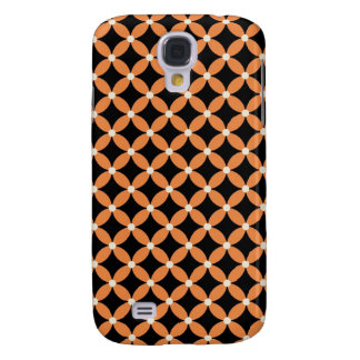 Halloween Abstract Galaxy S4 Cases