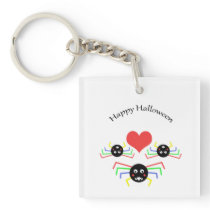 Halloween Acrylic Keychain