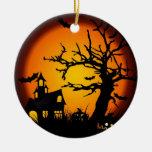 Halloween Adornos De Navidad