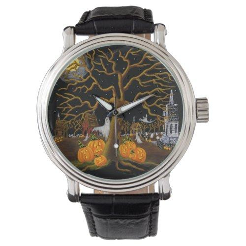 HalloweenadultwatchghostsJack_O_Lanterns Watch