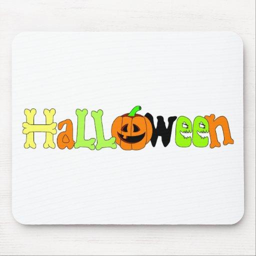 Halloween Alfombrilla De Ratón
