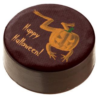Halloween anaranjado Froggie